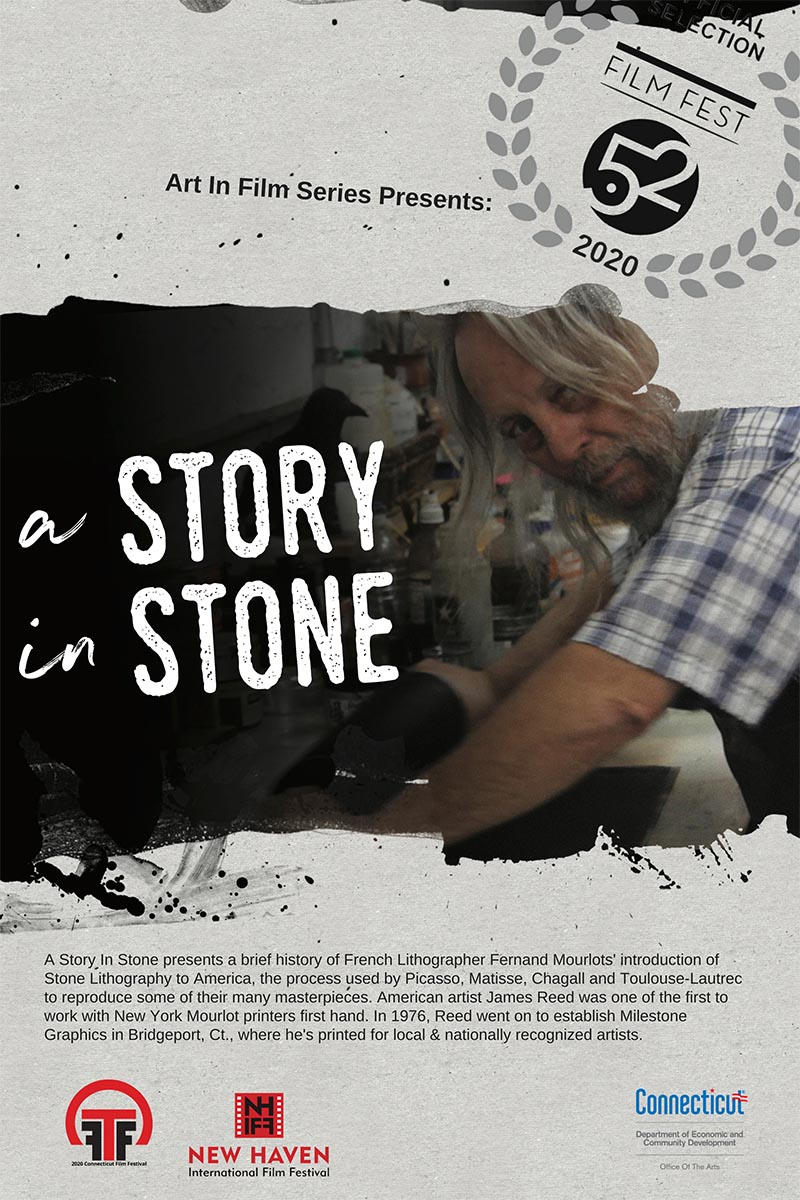 A Story In Stone Poster