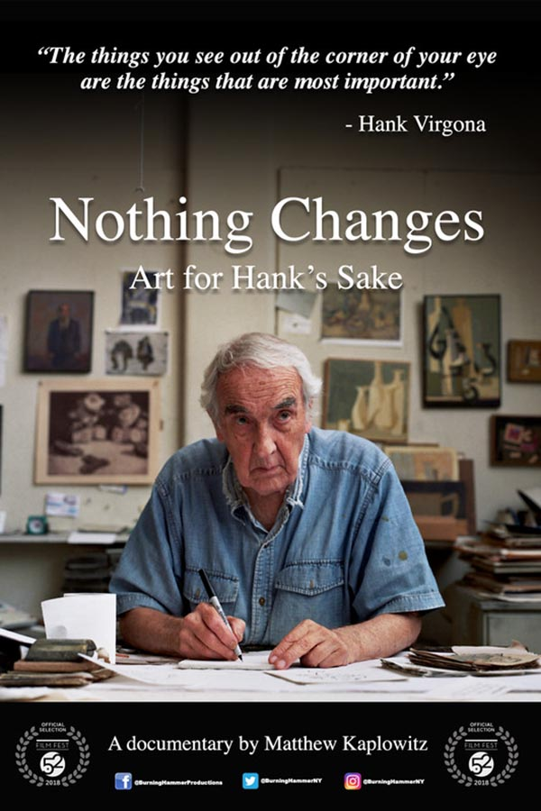 Nothing Changes Poster