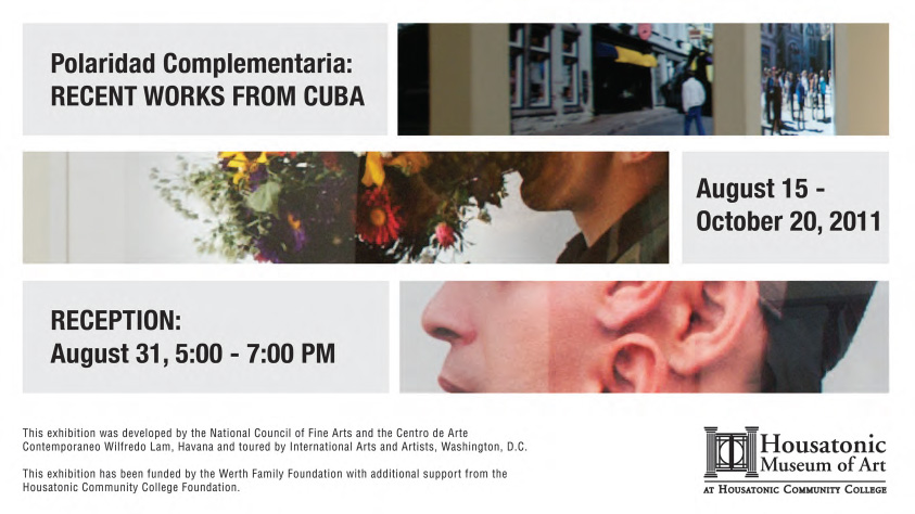 Polaridad Complementaria: Recent Works from Cuba