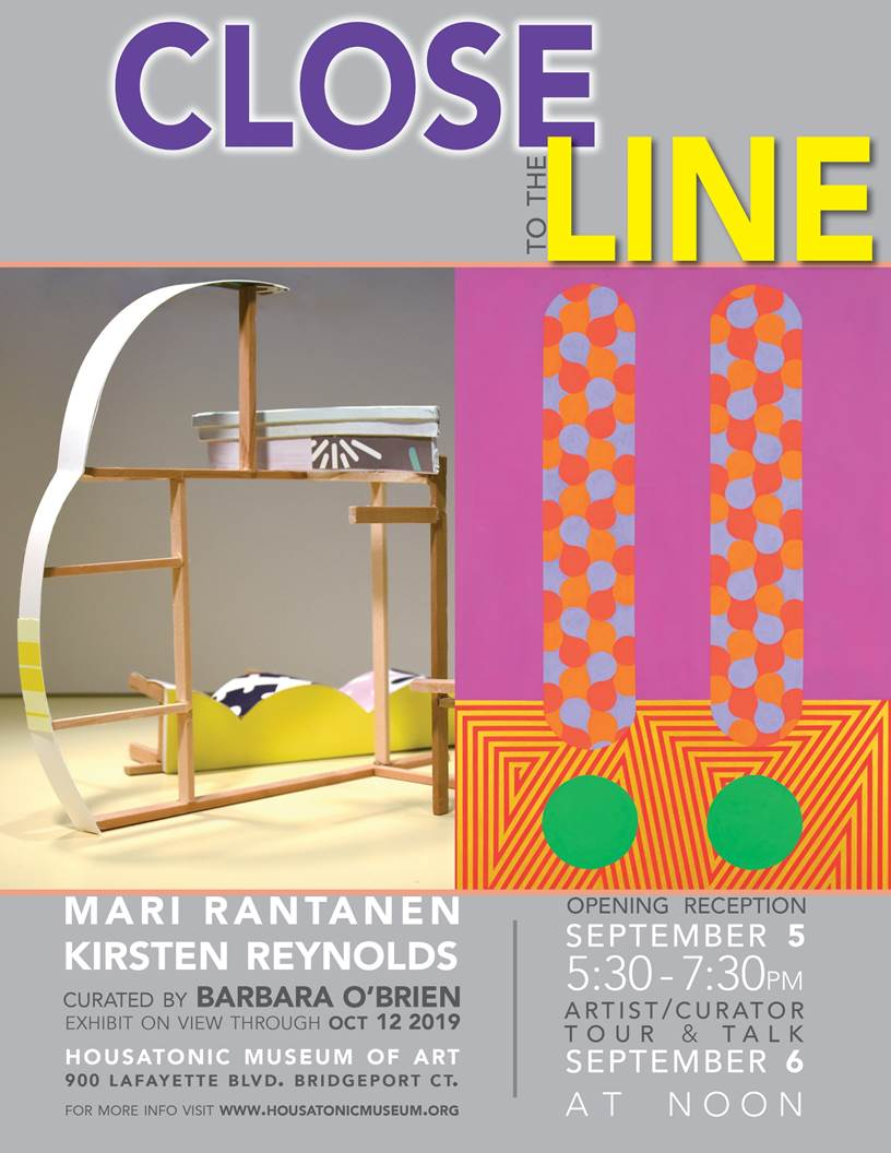 Close to the Line Flyer