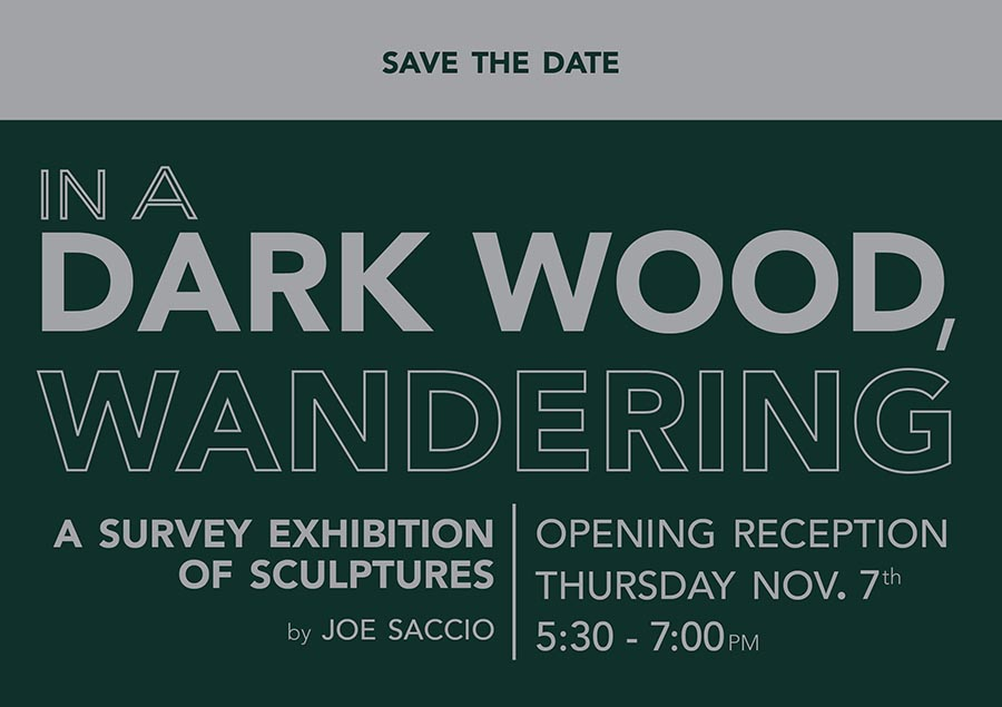 Dark Wood Exhibit details coming soon